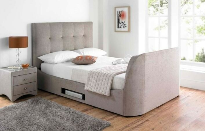 New 5ft Kingsize TV BED with FREE 32\