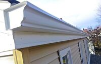 Summer Sale! Seamless Gutters's / Eavestroughs! Book now to Save