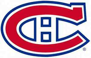 LOGE: 12 TICKETS NOVEMBER 12, 2016: Canadians VS Redwings