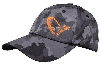 SAVAGE GEAR Black Savage Cap / Mütze Kappe Base Cap 50837