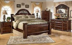 ASHLEY Bedroom sets on sale starting $1099