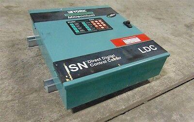 Used York 371-01499-109 Millennium Chiller Direct Digital Control Center Ldc-34