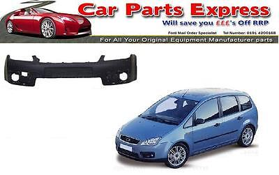 FORD C/MAX FRONT BUMPER PAINTED ANY COLOUR  2004 / 2007