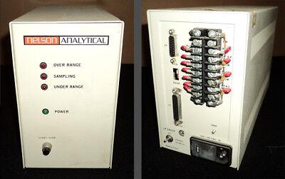 Lab Equipment - Nelson 840 Analog To Digital Converter