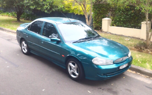 Ford mondeo ST24 North Sydney North Sydney Area Preview