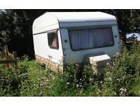 Old caravan for sale CHEAP