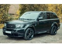 Does any one have a Range Rover that I can rent for £150 a week?£600 a month?