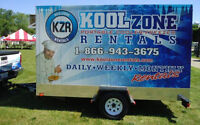 Portable Walk In Coolers and Freezers