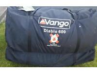 Tent VANGO DIABLO 600