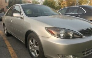 JAPAN CamrySE Like New  + One Owner + Very Low KM + No Accident