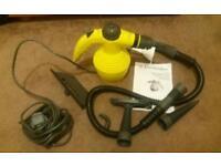 Electrolux hand steamer