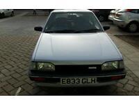 Classic mazda 323 e reg 1.5 petrol for sale