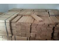 Solid Oak Parquet Flooring 30sqm