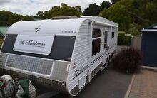 The Crusader Manhattan Caravan (Ready to travel in comfort  ) Aberfoyle Park Morphett Vale Area Preview