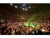 Hacienda Classical Royal Albert Hall May 2017 TIckets DJ Graeme Park Mike Pickering
