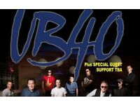 GOING CHEAP !!! UB40 Tickets Nowton Park Bury St Edmunds Tonight Sunday 27th May 2018 27/05/18