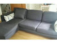 Ikea karlstad corner sofa £100 ono