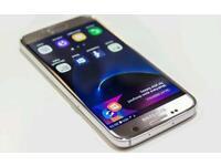 Samsung Galaxy S7 G930FD Dual SIM Rare in Silver