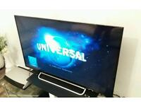 "50"" Sony Bravia kdl48w605b Excellent good Like New condition, only ever used for PS3 gaming."