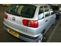 Seat Ibiza 1.4 Silver 5-dr on 46K long MOT £695