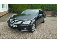 MINT SUPER LOW MILEAGE 47K LUXURY MERCEDES C180 KOMPRESSOR BLUE EFFICIENCY ECONOMICAL BARGAIN! PX