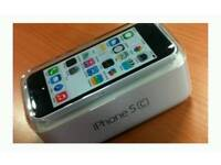 IPhone 5c Unlocked to all SIM networks