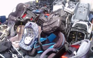Kids car seat recycling