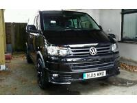 VW T5 Transporter Kombi T30 180ps BI TDI FULLY-LOADED SUNROOF 6000 MILE 2015