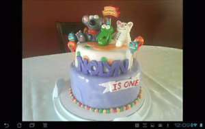 Cakes,candy if you think it i can make it