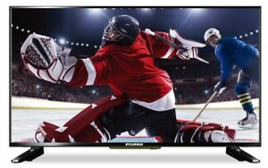 32 INCH LED SYLVANIA FLAT SCREEN TV FOR SALE!!
