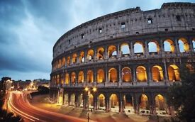 One to one Italian language tuition for all levels and goals given in Central London