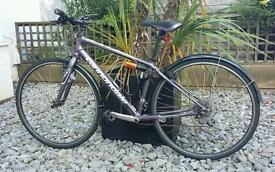 Womens Cannondale Quick 5 Hybrid Bike