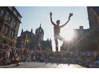 Edinburgh Festival Let - Double Room 6th-21st August