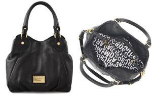 Authentic MARC BY MARC JACOBS Classic Q Fran bag in black