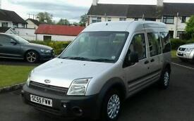 Ford tourneo connect wheelchair access van