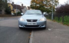 Lexus IS220d manual Diesel Drives like new 47,000 miles £3300