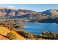 Night Porter & Line Chef required - Lake & Peak District