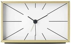 IKEA Myggjagare Alarm Clock Brass Color
