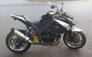 Kawasaki Z 1000 - Black Street Fighter