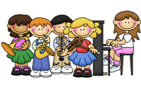 Piano, clarinet or saxophone lessons