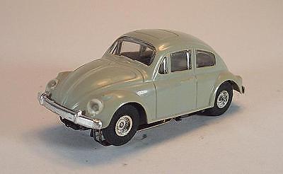 Slot Car Faller AMS Nr. 5633 VW-Käfer grau Typ 3 Flachankermotor #579