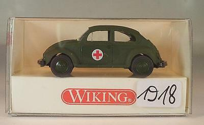 Wiking 1/87 Nr.6961225 VW Käfer Rotes Kreuz Bundeswehr OVP #1918 gebraucht kaufen  Deutschland