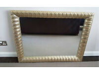 Gold mirror for sale