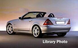 2003 Mercedes SLK 2.3 Kompressor Convertible