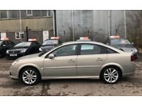 Vauxhall vectra 1.9 diesel sti 2007 hpi clear