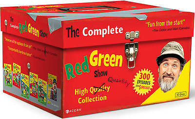 The Red Green Show  High  Quality  Quantity Collection Complete Dvd Set   New