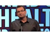 Gary Delany Tickets - Great Comedian - Husband of Sarah Millican