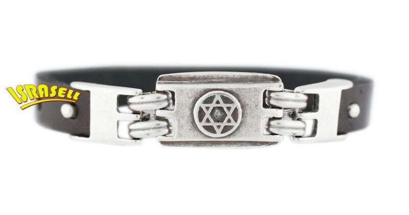 STAR OF DAVID BRACELET - Jewish Jewelry Gift