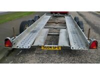Brian james transporter trailer( recovery trailer) .. low loader great conditions,