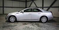 2011 Cadillac CTS SEDAN AWD   SIEGES CHAUFFANTS   CERTIFIE    55